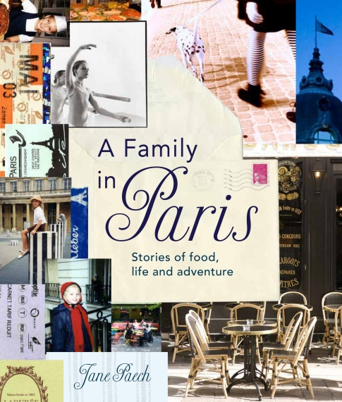 A Family in Paris Cover