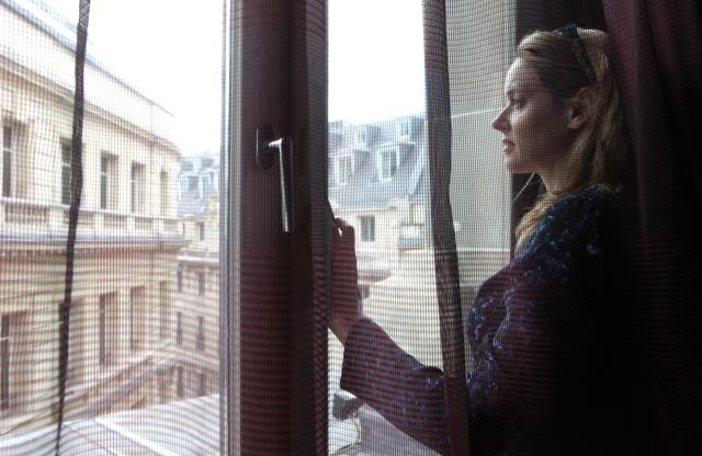Jane Paech in Paris , April 2014